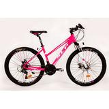 Bicicleta Slp Venecia Dama R26 -21 Vel Envio Gratis