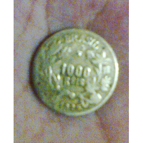Moeda 1000 Réis 1925