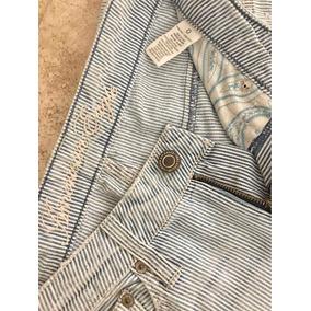 Efekto Moda Pantalón Jeans American Eagle Relax Talla 26
