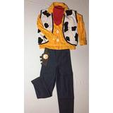 Disfraz Woody Toy Story Vaquero Incluye Sombrero Niño en Mercado ... 61b5f020fa3