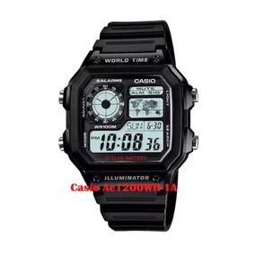 Relógio Casio Ae1200w 1avdf . 100 Metros. 100% Original