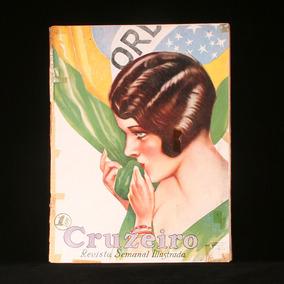 Revista O Cruzeiro Número 8 , Ano I - Dezembro De 1928
