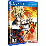 Juego Dragon Ball Xenoverse Xv Ps4 Usado Original