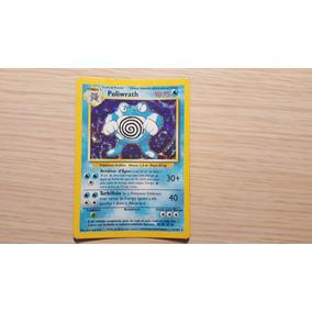 Card Poliwrath Tcg 13/102 Kit Básico