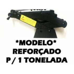 Kit Estepe Macaco Joelho C/sanfona Triângulo E Chave D Rodas