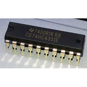 Videonics. Ci Da Mesa Videonics Mx1 - Cd74hc4351e