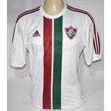 Camisa Fluminense 2014 Adidas Oficial no Mercado Livre Brasil 3e6baa289b3a8