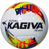 Bola De Futsal Kagiva - Futebol no Mercado Livre Brasil 11bbf0e98afaa