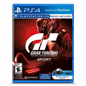Juego Ps4: Gran Turismo Sport