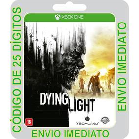 Dying Light Xbox One Código 25 Dígitos