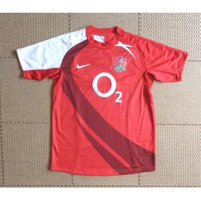 Camisa Original Inglaterra Rugby Vermelha Nike b29ccc68ffb97