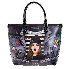 Nicole Lee Cartera Street Chic Shopper Bag Paola Is Tomboy