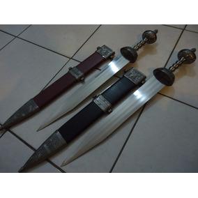 Espada Romana Gladiador Maximus Spartacus 300 Cosplay