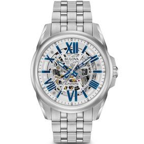 e57bc0d7a15 Lançamento Relógio Bulova Automatico - Relógios De Pulso no Mercado ...