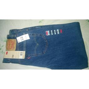 Pantalon Levi Original 560 34 X 30 Confort Fix