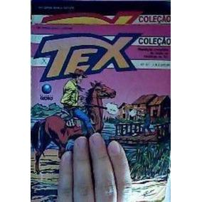 Livro Tex Coleção N° 61 E 81 Vários