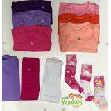 Pack 3 Mudas (bodys-pantys-camisetas-calcetas)