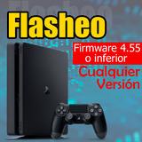 Flasheo Para Ps4 5.05 + Desbloqueo Para Ps4 + Juegos Gratis