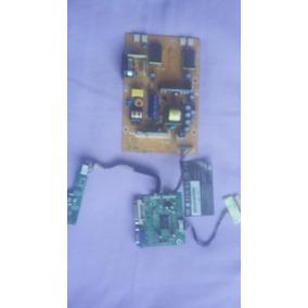 Kit De Placas E Cabos Completo Para Monitor Aoc F19