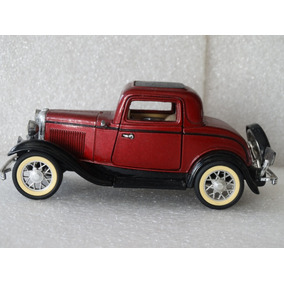 32 Ford 3 Window Coupe - Ss - 1:30 Loose *** Ver Obs.