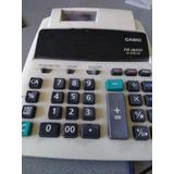 Vendo Calculadora Casio Fr-2650t 12 Digitos Con Impresora