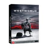 Dvd Westworld - 2ª Temporada - A Porta - 3 Discos