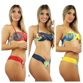 bd4aa7b8d09 Biquini Tomara Caia 2018 - Biquinis Femininas Amarelo no Mercado ...