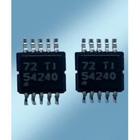 Kit Com 10 Tps 54240 Ci + 20 Diodo Ss36 Sk36 Tps54240