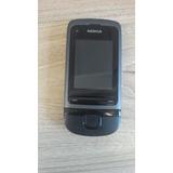 Lote De 4 Celulares Nokia C2 05 Desbloqueado