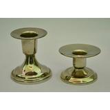 1710-04-02-04 P/velas 2 Fig. Metal Alt. Base Peso $269,00