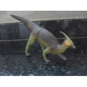 Descobrindo Mundo Dos Dinossauros - Parasaurolophus Salvat