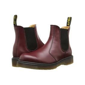 98a579f7c40 Botas Dr Martens Rojas Hombre - Zapatos en Mercado Libre México
