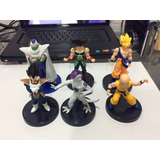 Muñecos Dragon Ball Z Set X6 Muñecos Goku/vegeta/piccolo
