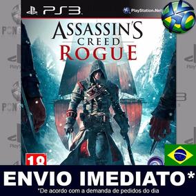 Assassins Creed Rogue Ps3 Digital Psn Português Br Promoção
