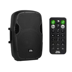 Caixa De Som Ativa-15 Pol.probass Bluetooth 800w Nota Fiscal