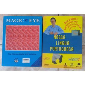 Magic Eye-nossa Língua Portuguesa(colecionador-mg)