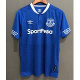e2109d58e Camisa De Times Everton - Futebol no Mercado Livre Brasil