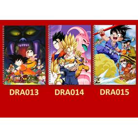 Dragon Ball Caderno 1 Matéria