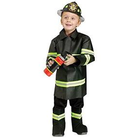 Disfraz Bombero Halloween Niño