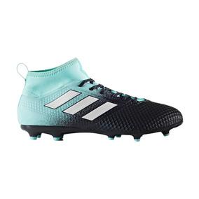 newest 04093 1abd5 adidas Botines Fútbol Hombre Ace 17.3 Fg Negro - Aqua