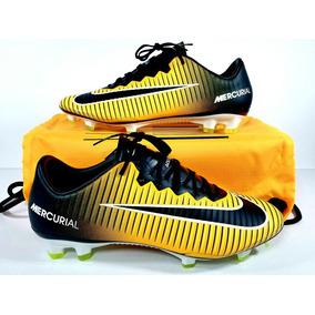 81d7f9acf6bec Botines Nike Amarillo - Botines Nike en Mercado Libre Argentina