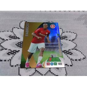 Card: Adrenalyn - Seleção Do Brasileirão 2014 - Fabricio
