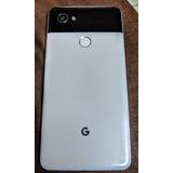 Google Pixel 2 Xl Tapatrasera Completa Con Sensores Y Huella