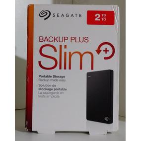 Hd Externo Seagate 2 Tb Slim Portátil 3.0 - Frete Grátis