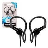 Auricular Panasonic Sport Negro Rphs16ppk