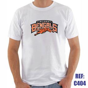 df3f16a180 Camisa Cincinnati Bengals Nfl Futebol Americano Usa America