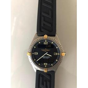 8fa2951fd6b Relogio Breitling Avenger Titanium - Relógios no Mercado Livre Brasil