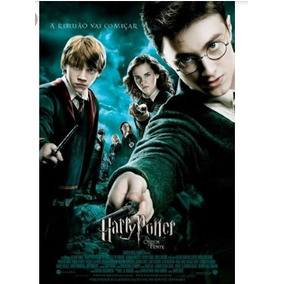 Poster De Harry Potter E A Ordem Da Fênix 60x90