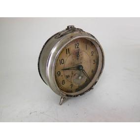 86393d60e25 Relogio Despertador Antigo A Corda - Antiguidades no Mercado Livre ...