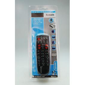 Control Remoto Universal Tv Dvd Vcr Dbs O Cable Nuevo